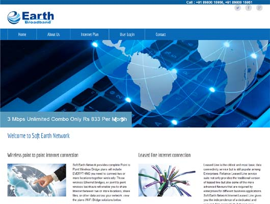 Soft Earth Network