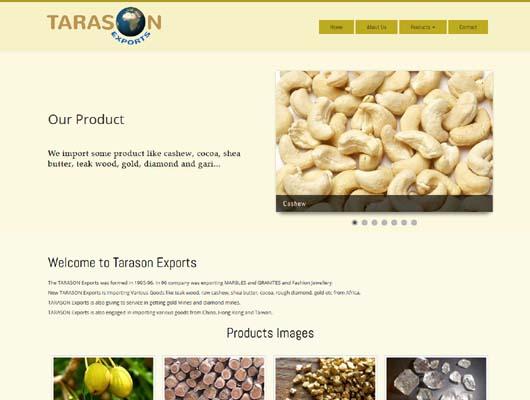 Tarason Exports